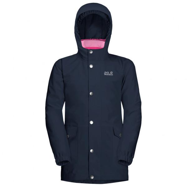 Icy Falls 3in1 Jacket Girls - Winter jacket