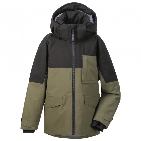 Didriksons - Boy's Luke Jacket - Winter jacket
