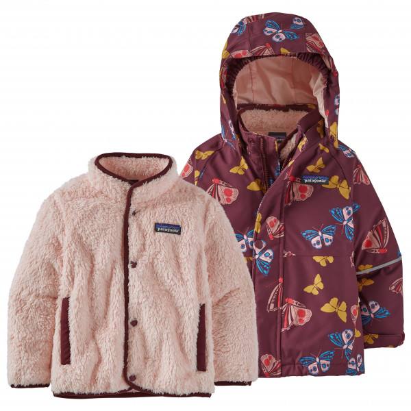 Patagonia - Baby's All Seasons 3-in-1 Jacket - Doppeljacke