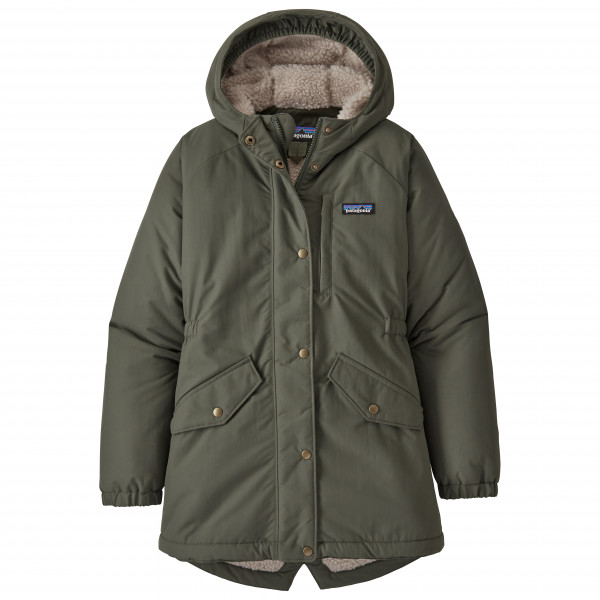 Patagonia - Girl's Insulated Isthmus Parka - Coat