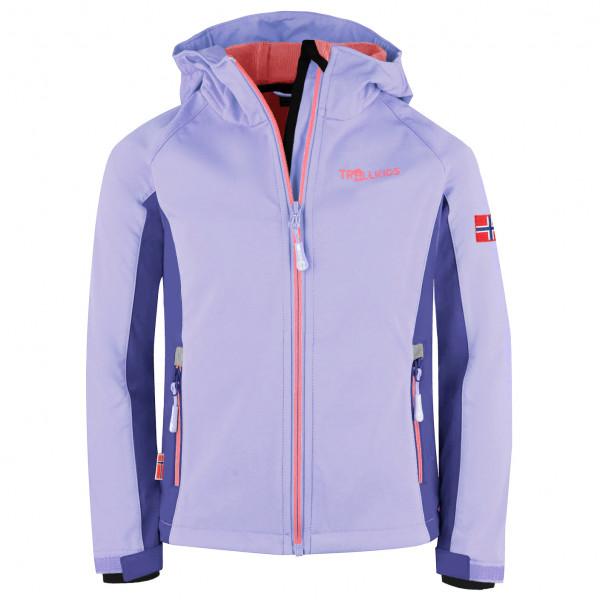 Girl's Kristiansand Jacket - Softshell jacket