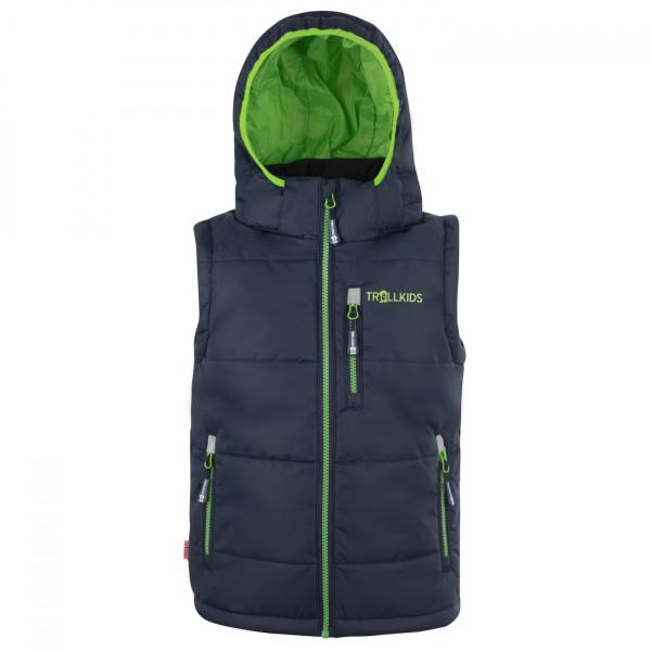 Trollkids - Kid's Narvik Vest - Synthetic vest