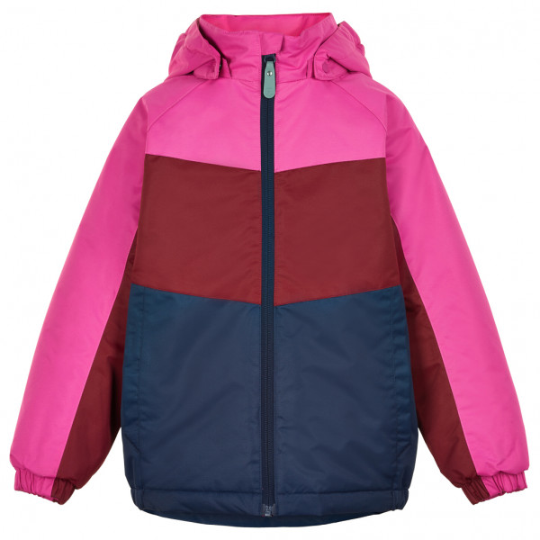 Color Kids - Kid's Jacket Color Block - Winterjacke