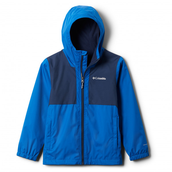 Columbia - Boy's Rainy Trails Fleece Lined Jacket - Regenjacke