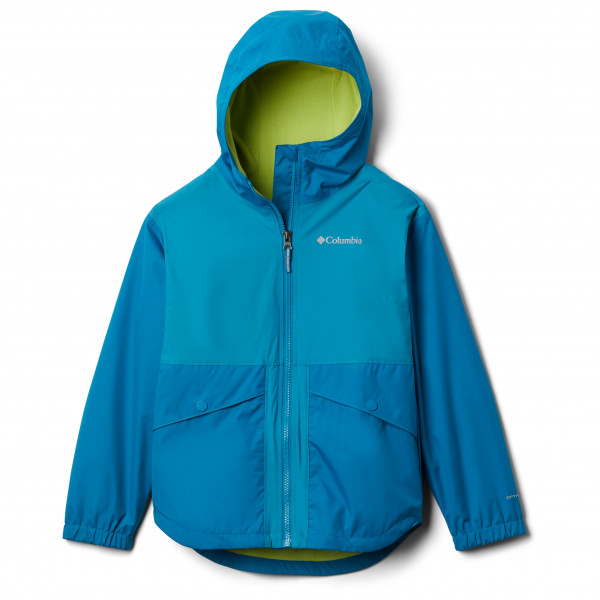 Columbia - Girl's Rainy Trails Fleece Lined Jacket - Coat