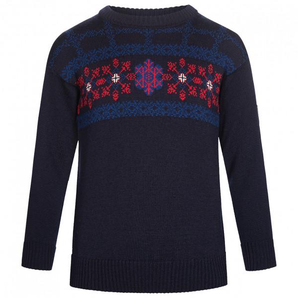 Dale of Norway - Kid's Oberstdorf Sweater - Merino sweatere
