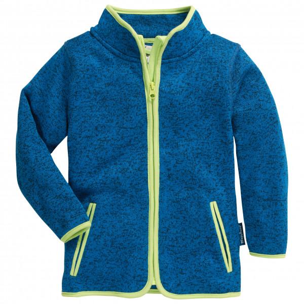 Kid's Strickfleece-Jacke - Fleece jacket
