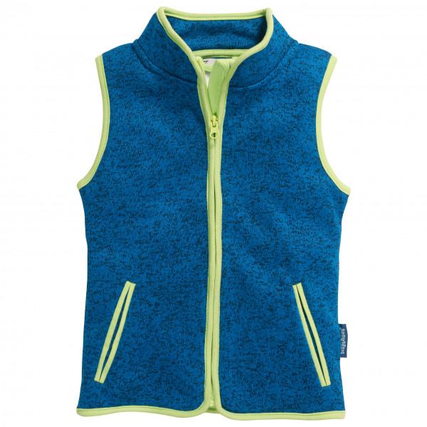 Kid's Strickfleece-Weste - Fleece vest