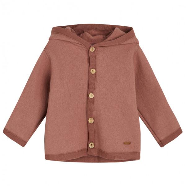 Hust&Claire - Kid's Ebba Indoor Jacket - Wolljacke