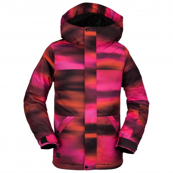 Volcom - Kid's Sass'N'Fras Ins Jacket - Chaqueta de esquí