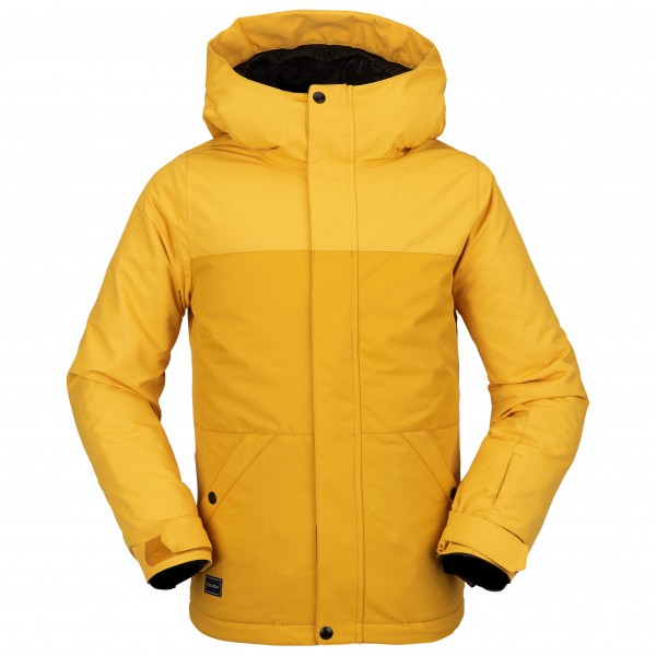 Volcom - Kid's Sass'N'Fras Ins Jacket - Veste de ski