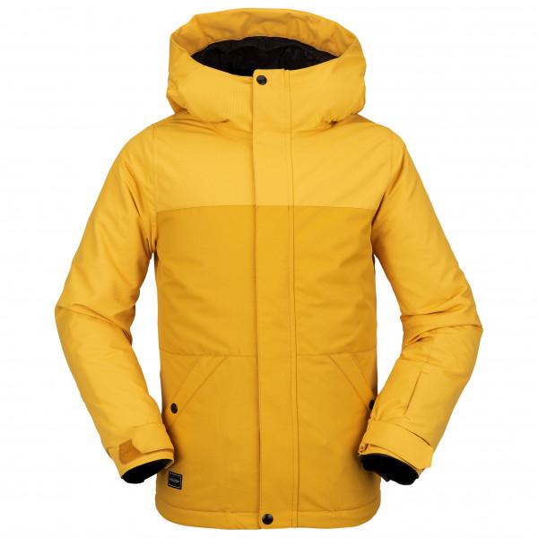 Volcom - Kid's Sass'N'Fras Ins Jacket - Ski-jas