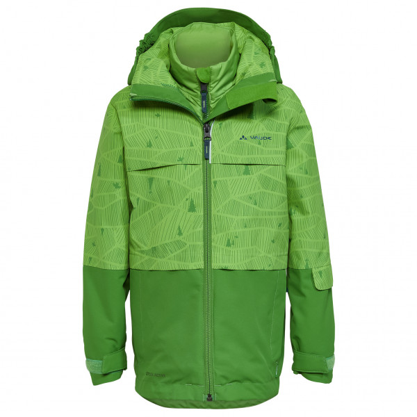 Vaude - Kid's Snow Cup 3in1 Jacket II - Doppeljacke
