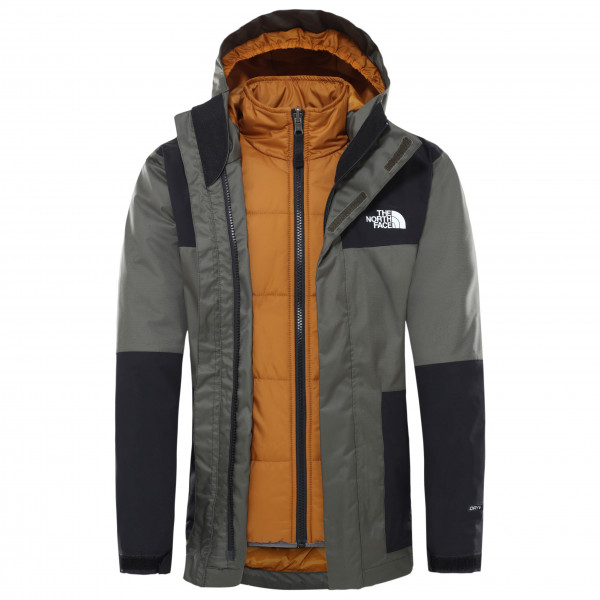 The North Face - Boy's Freedom Triclimate - 3-in-1 jacket