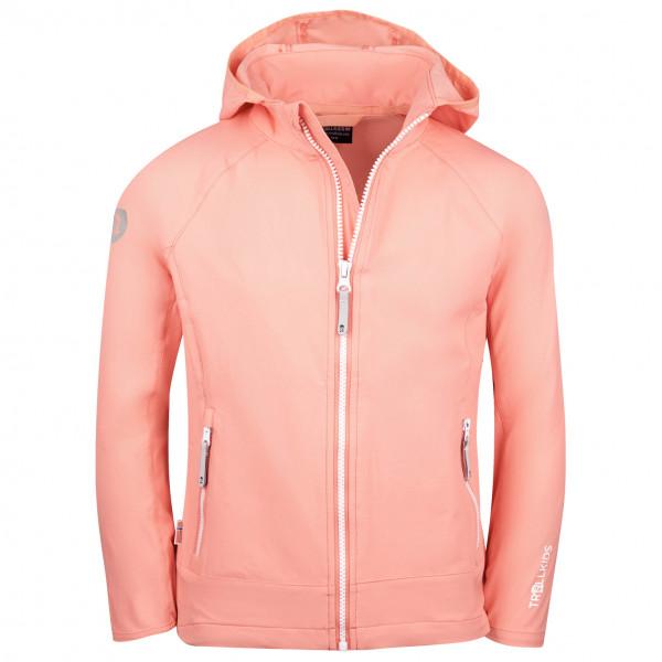 Girl's Kvalvika Jacket - Softshell jacket
