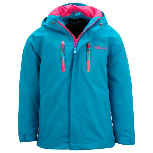 Kid's Sognefjord Jacket Pro - Waterproof jacket