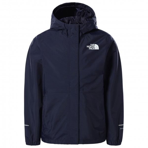 Girl's Resolve Reflective Jacket - Waterproof jacket