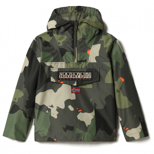 Napapijri - Kid's Rainforest Camo 1 - Casual jacket