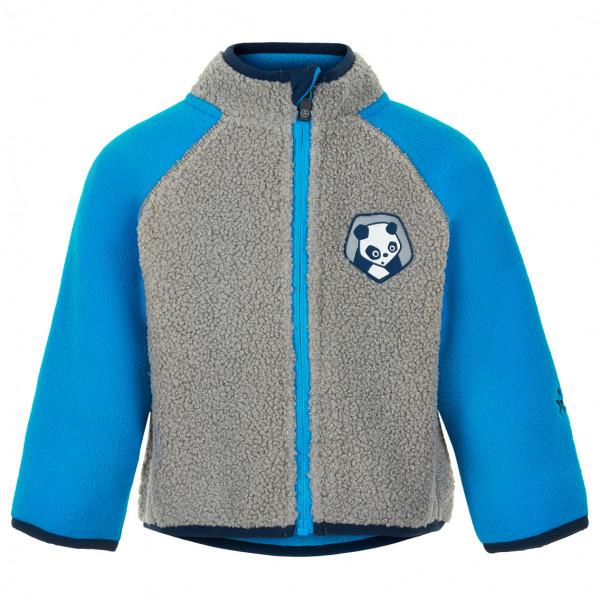 Color Kids - Toddler Fleece Jacket Grey Melange - Fleece jacket