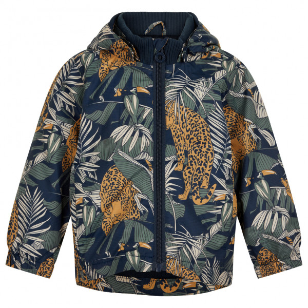 Boy's Jacket All Over Print - Waterproof jacket