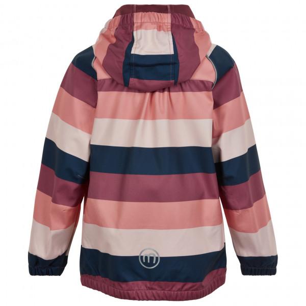 Girl's Softshell Jacket Stripe - Softshell jacket