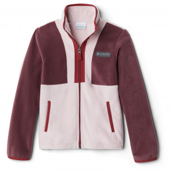 Kid's Back Bowl Full Zip Fleece - Fleece jacket