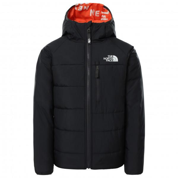 Boy's Printed Reversible Perrito Jacket - Synthetic jacket