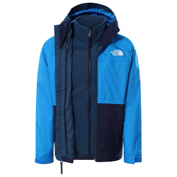 The North Face - Boy's Vortex Triclimate - Giacca doppia