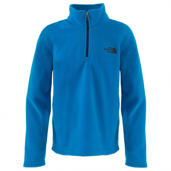 The North Face - Boy's Glacier 1/4 Zip - Pull-over polaire