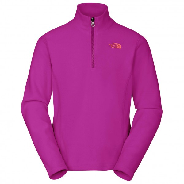 The North Face - Girl's Glacier 1/4 Zip - Pull-overs polaire