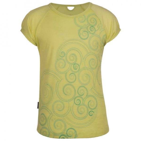 Icebreaker - Kids SS Starlet Top Vines - T-Shirt