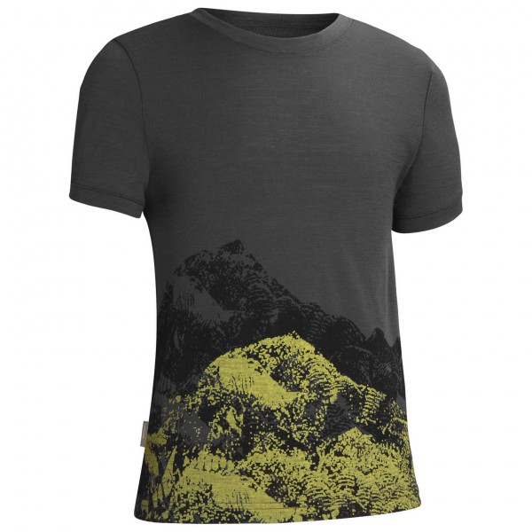 Icebreaker - Kids Tech T Lite Peak - T-Shirt