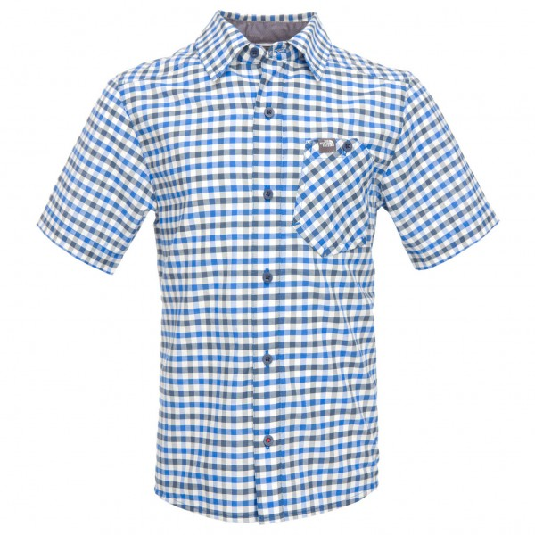 The North Face - Boy's S/S Sand Shirt - Kurzarmhemd
