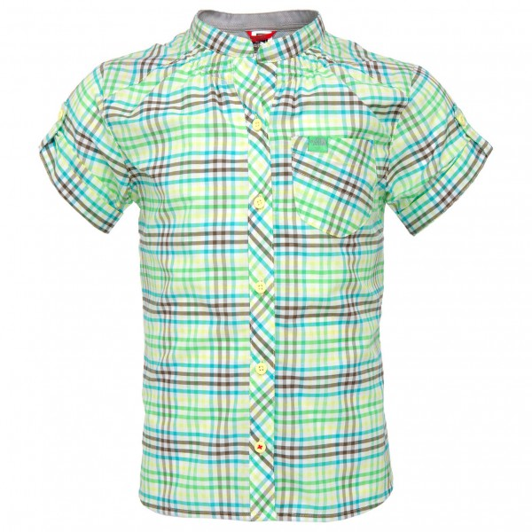 The North Face - Girl's S/S Etive Shirt - Naisten paita