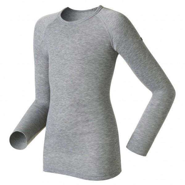 Odlo - Shirt L/S Crew Neck Warm Kids - Manches longues