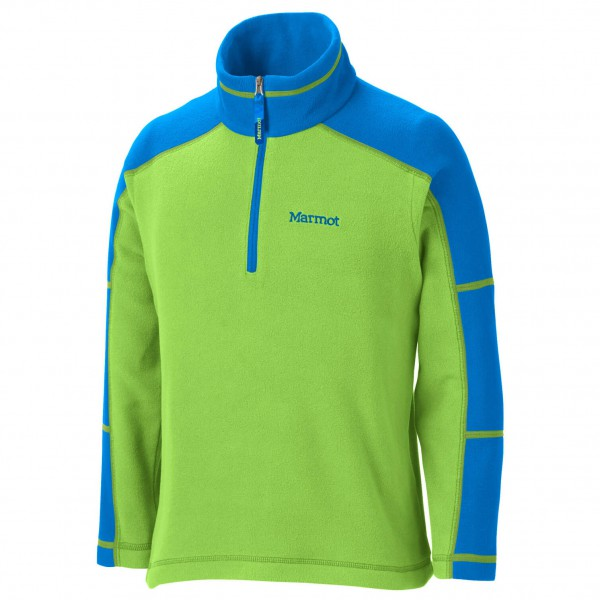 Marmot - Boy's Flash 1/4-Zip - Fleecejack