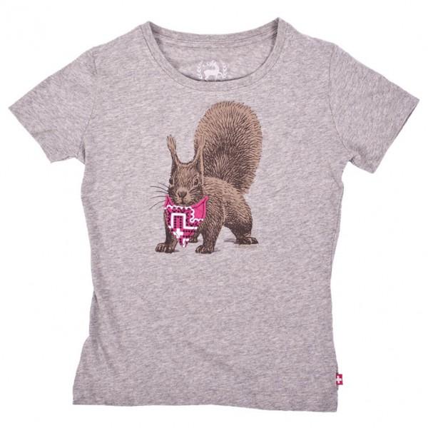 Alprausch - Kids Lina Räuberhörnli - T-Shirt