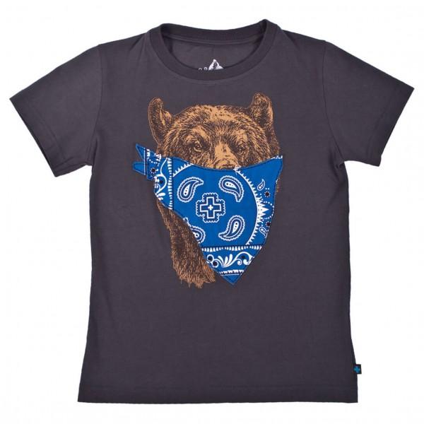 Alprausch - Kids Max Räuberbär - T-Shirt
