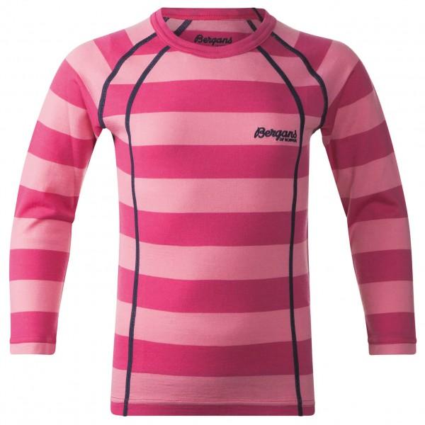 Bergans - Kids Fjellrapp Shirt - Sport-T-shirt