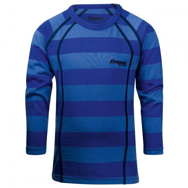 Bergans - Kids Fjellrapp Shirt - Functional shirt