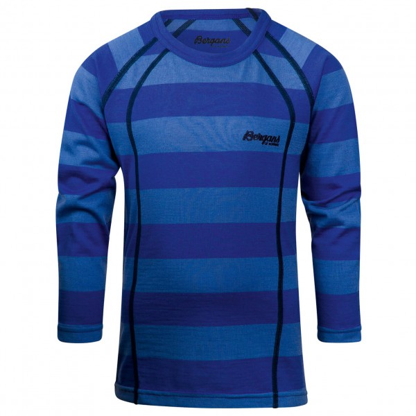 Bergans - Kids Fjellrapp Shirt - Sport shirt