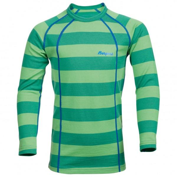 Bergans - Kids Fjellrapp Shirt - Tekninen paita