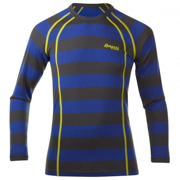 Bergans - Youth Fjellrapp Shirt - Tekninen paita