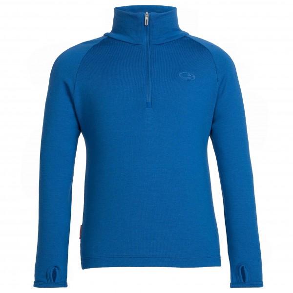 Icebreaker - Compass LS Half Zip - Merino sweater