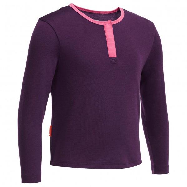 Icebreaker - Girls Amity LS Crewe - Merino sweatere