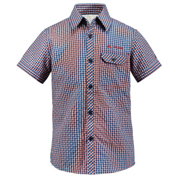Vaude - Kid's Parcupine Shirt II - Hemd