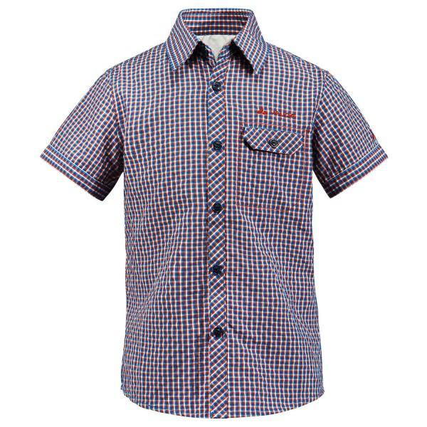 Vaude - Kid's Parcupine Shirt II - Overhemd