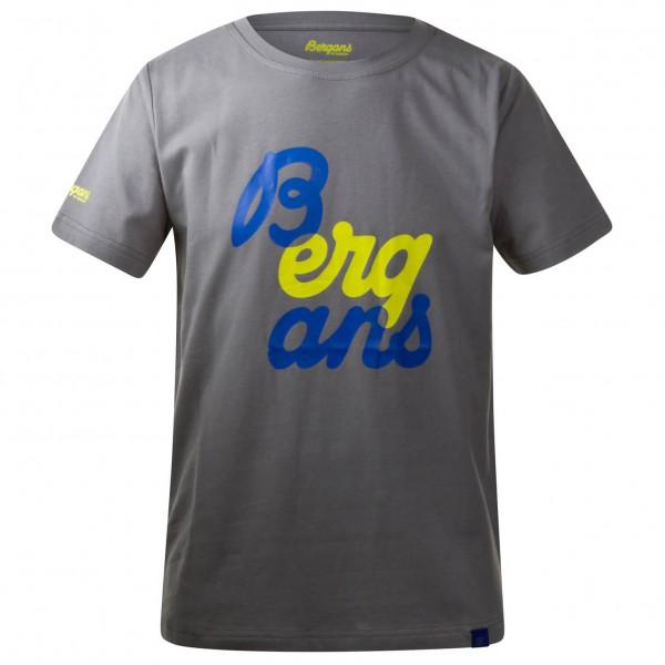 Bergans - Kid's Bergans Youth Tee - T-Shirt
