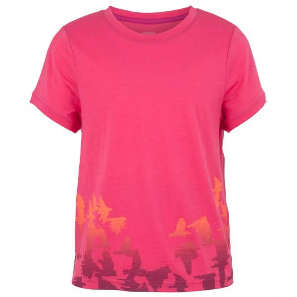 Icebreaker - Kids Tech T Lite SS Flock - T-shirt