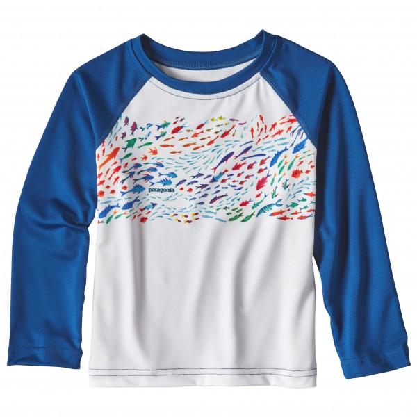 Patagonia - Baby Capilene Silkweight Crew - Camiseta de manga larga